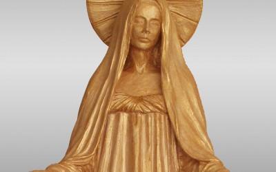 Nossa Senhora – dourada